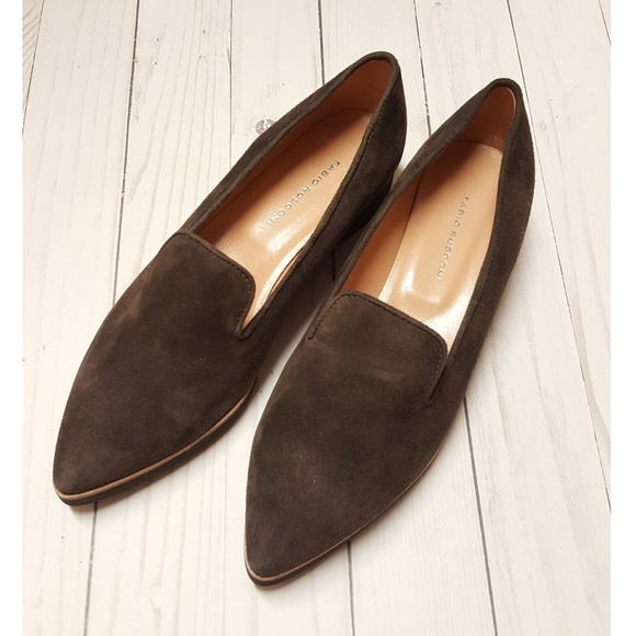 Brown Suede rusconi Shoes Loafer fabio Poshmark Pointy qUBgEzxwn